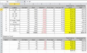 Keeping Inventory In Excel Under Fontanacountryinn Com