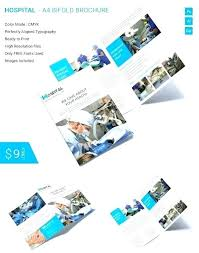 Pamphlet Templates For Word Free A4 Brochure Template Google