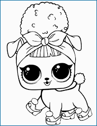 Printable Lol Dolls Coloring Pages For Girls