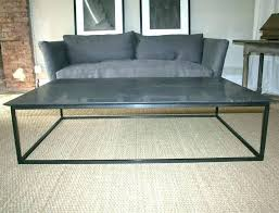restoration hardware marble coffee table tables a swing chairs west elm living room interior design decor