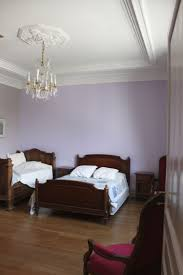 Mauve Bedroom Bed Breakfast Large Gite And Bb In The Vendee