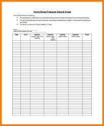 blood pressure readings log 14 blood pressure log template buyer resume