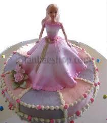Barbie Girl Birthday Cake 4lb Sri Lanka Online Shopping Site For