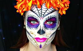 y sugar skull makeup