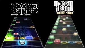 Guitar Hero Charts Dragonforce Through The Fire And Flames Guitar Hero 3