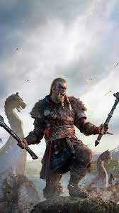 Assassin's Creed Valhalla Eivor Vikings ...