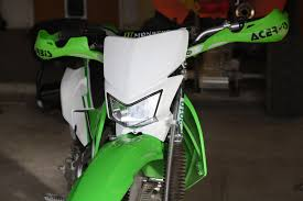klx 140 headlight installation klx klr 125 140 250 300 thumpertalk 0227 jpg