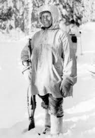 <b>Finnish</b> Sniper • Simo Hayha • The <b>White</b> Death