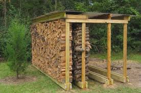 outdoor firewood storage ideas fresh backyard rustic house design with diy covered firewood rack storage with
