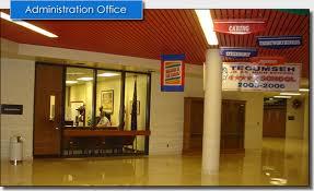 high school office.  School To High School Office N