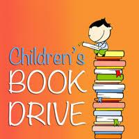 children s book drive