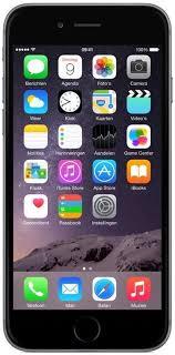 uitleg iphone 6