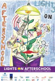 Lights On After School 2017 2017 Lights On Afterschool Poster Contest