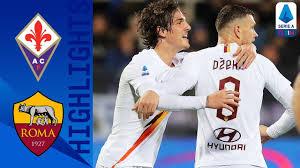 Fiorentina 1-4 Roma | Dzeko, Kolarov and Zaniolo Score in Comfortable Win!