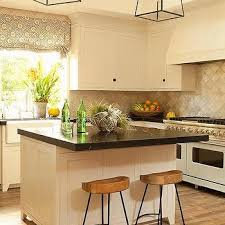 cream kitchen cabinets with black countertops. Cream Kitchen Cabinets With Black Marble Countertop Countertops A