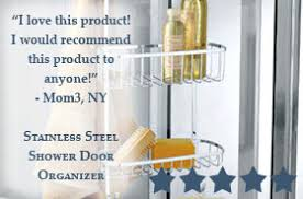 over the door shower caddy plastic. Delighful Shower Stainless Steel Over The Shower Door Caddy For The Plastic G