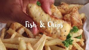 THE BEST Fish and Chips Recipe ONLINE ...