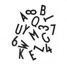 design letter design letters geschirr accessoires online kaufen