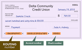 Delta Community Credit Union Search Routing Numbers Addresses And