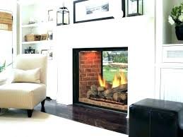 two sided gas fireplace inserts two sided gas fireplace inserts two way fireplace two sided com