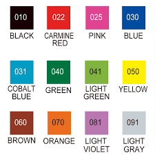 Line Up Zig Clean Color Real Brush Kuretake