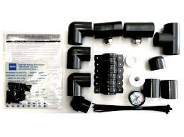 fittings parts unlike many solar kits sunbather diy