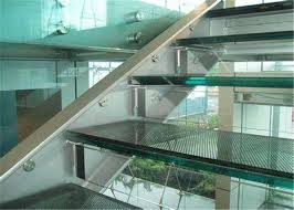 commercial building 10mm laminated glass clear colored decorative laminated glass