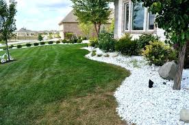 Front Yard Garden Designs Best Backyard Rock Gardens Ideas Garden Fresh Raised Bed Small Yard Gar