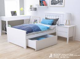 Modern Bedroom Furniture Melbourne Dandenong Bedroom Suites Storage Bed Single B2c Furniture