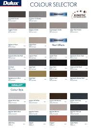 Dulux Pearl Effects Colour Chart Dulux Colour Chart Dulux Colour Chart Dulux Paint Dulux Grey