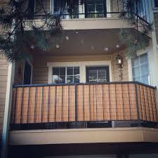 apartment balcony privacy screen ideas