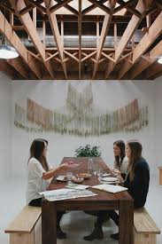 office interiors magazine. skylight sunlight kinfolk office magazine portland interiors o