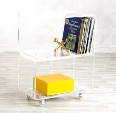 office rolling cart. Acrylic Rolling Cart In Clear Perfect As A Bar Office New Apartment Things Carts And Apartments