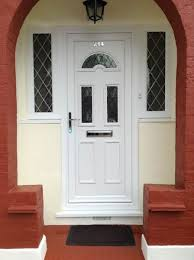 upvc door and side panels matrix