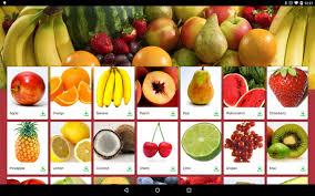 fruit names for kids. Beautiful Kids Fruit Names For Kids Screenshot 1 2 On Fruit Names For Kids