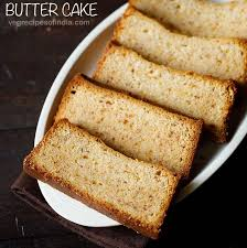 Butter Cake Recipe How To Make Soft Butter Cake Without Eggs
