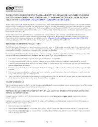 Your premium and wage reports are due quarterly. Https Www Edd Ca Gov Pdf Pub Ctr De3f Pdf