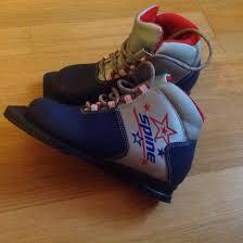 Лыжные <b>ботинки</b> 32 р ,бу 2 раза – купить в Балашихе, цена 380 ...
