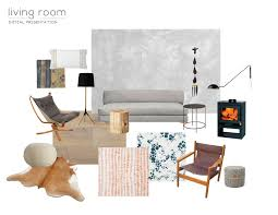Lime Wash Coffee Table Guest House Design Emily Henderson