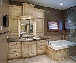 custom master bathrooms. Exellent Custom Mullet Cabinet  Custom Master Bathroom Suite Featuring Separate Dressing  Areas On Bathrooms