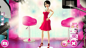 Top Model Dress Up Hair Salon Android Apps On Google Play
