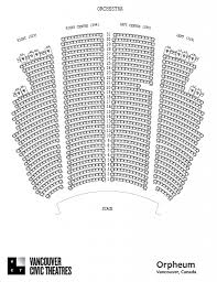 The Orpheum Seating Chart The Most Incredible And Stunning Orpheum Theater Seating