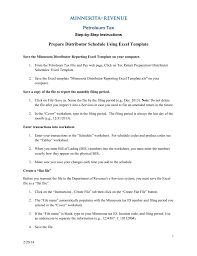 Step By Step Instruction Template Step By Step Instructions For Transmitting Text File