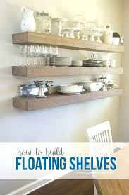 hang shelf without nails best floating shelves ideas on wood floating floating shelves without drilling hang shelf with nails