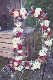 woodland bohemian wedding ideas 22 ruffled