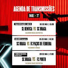 SC Braga - Sports Team, Gaming Video Creator