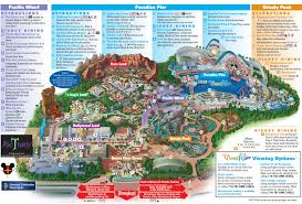 here's a reminder of what disney california adventure looked like