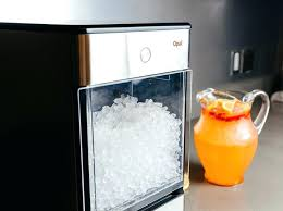 countertop crushed ice maker beautiful nugget ice machine home on opal nugget new ice machine nugget