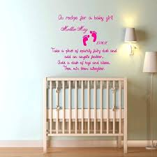 baby nursery wall art canada