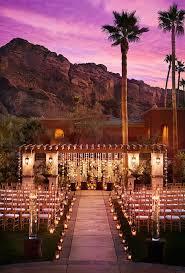 montelucia resort and spa scottsdale arizona wedding venues in arizona outdoor wedding locations